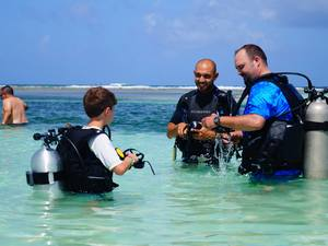 Costa Maya Beginner Discover SCUBA Dive Excursion