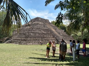 Costa Maya Chacchoben Mayan Ruins and All Inclusive Beach Break Excursion