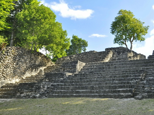 Costa Maya Mexico mayan village Tour Tickets