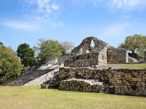 Costa Maya Kohunlich Mayan Ruins Excursion