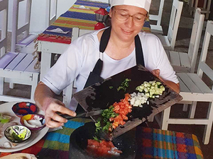 Costa Maya Mexican Cooking Class and Beach Break Excursion