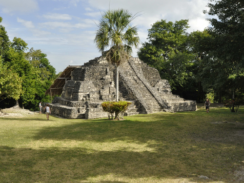 Costa Maya Mexico Chacchoben Mayan Ruins Excursion Reviews