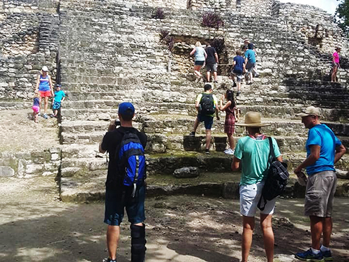 Costa Maya Mayan Ruins Tour Tickets