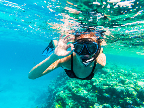 Costa Maya Mexico (Mahahual) Snorkeling by Boat Shore Excursion Booking