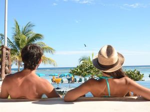 Costa Maya National VIP Beach Break Excursion