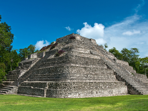 Costa Maya Private Chacchoben Mayan Ruins Excursion