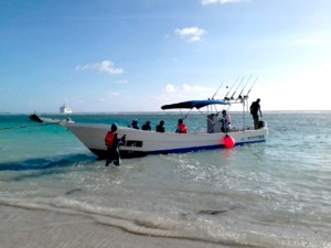 Costa Maya Reef Snorkeling and Beach Break at Ibiza Sunset Excursion