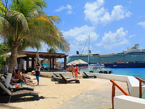 Cozumel Adults Only All Inclusive Beach Break at Del Mar Latino Excursion
