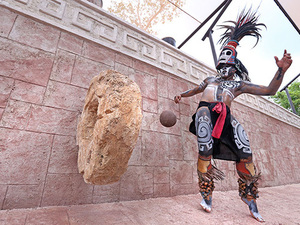 Cozumel Kun Che Park Mayan Ball Game, Cultural Experience and Lunch Excursion