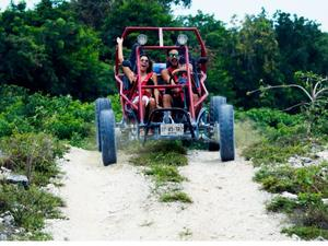 Cozumel San Gervasio Dune Buggy Adventure Excursion