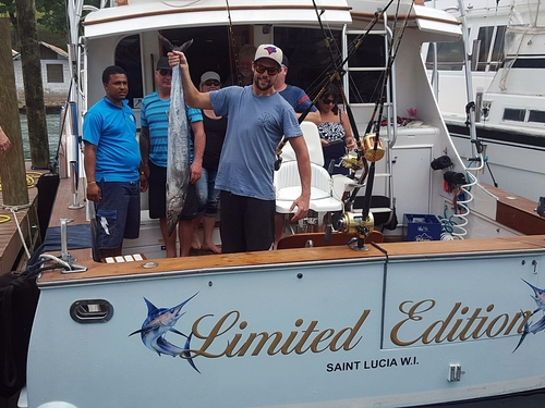Castries deep sea fishing Tour Reservations