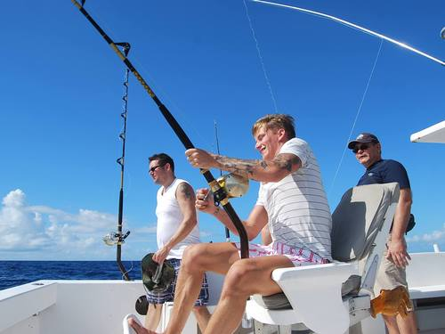 St. Lucia Yellow Fin Tuna Excursion Tickets