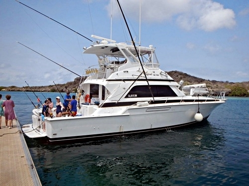 Curacao Willemstad private boat charter Excursion Booking