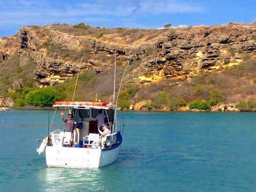 Curacao deep sea fishing Excursion Prices