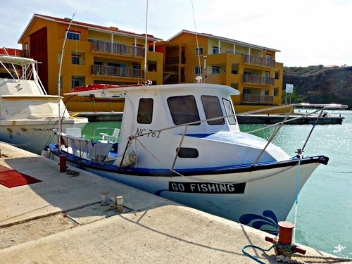 Curacao Willemstad private fishing charter Trip Tickets