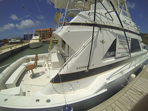 Curacao Willemstad private fishing charter Tour Reservations
