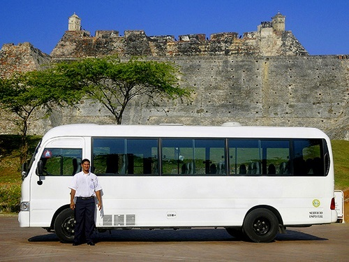 Cartagena  Colombia Main Plaza Cruise Excursion Tickets