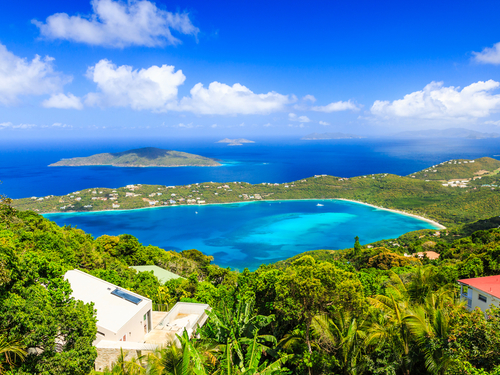 St Thomas city highlights Cruise Excursion