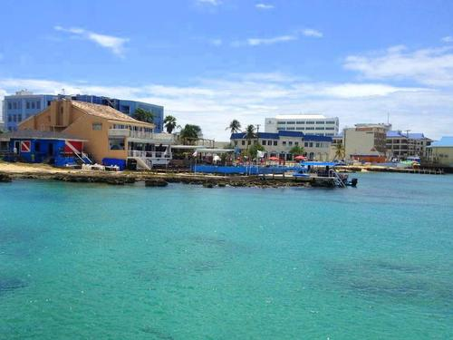 Grand Cayman scuba diving Cruise Excursion Booking