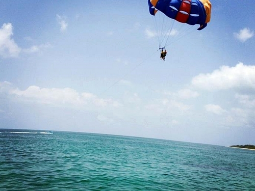 Freeport parasail excursion Trip Reservations