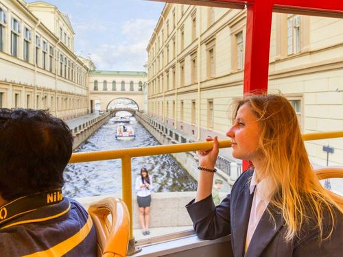 St. Petersburg sightsee Shore Excursion Tickets