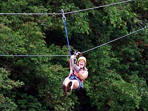 Puerto Limon canopy zip line Shore Excursion Prices