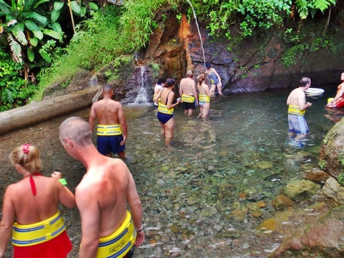 Dominica swimming Tour Prices