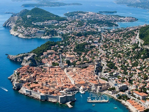 Dubrovnik Croatia Dalmatian Excursion Booking