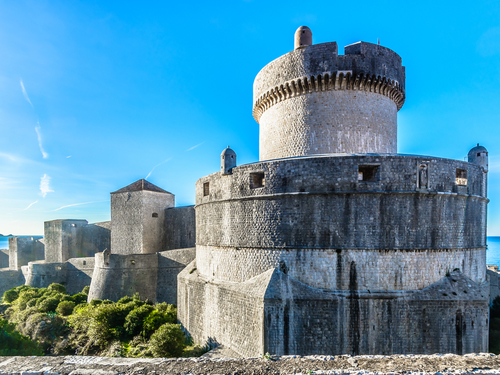 Dubrovnik Croatia Pile Gate Shore Excursion Prices