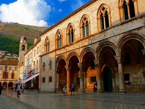 Dubrovnik Croatia Sponza Palace Shore Excursion Tickets