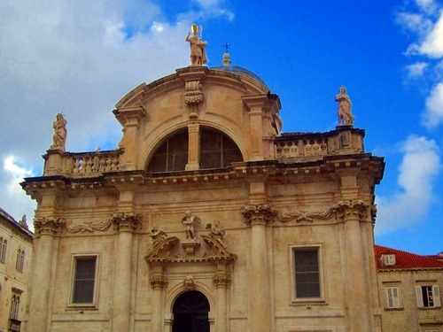 Dubrovnik Croatia St. Blaire Church Trip Tickets