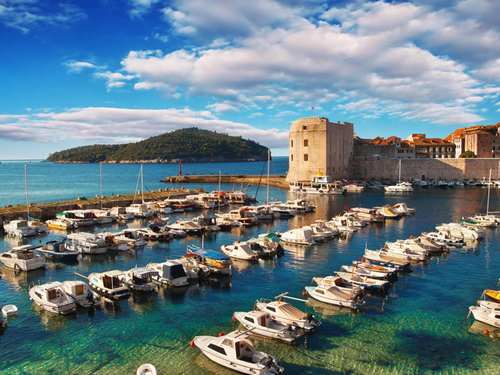 Dubrovnik Croatia Old City Walls Tour Tickets