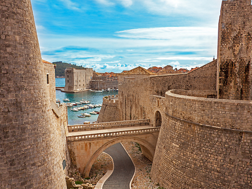 Dubrovnik Croatia Sponza Palace Excursion Booking
