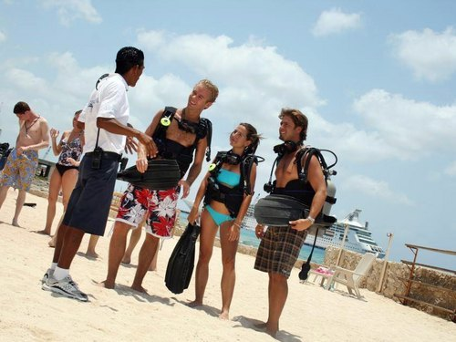 Grand Cayman  Grand Cayman (George Town) wreck of Cali Trip Reviews