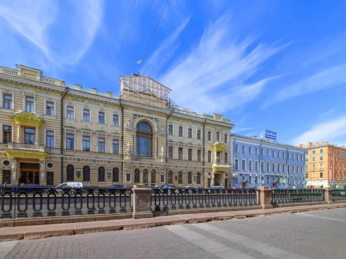 St. Petersburg bus sightseeing Shore Excursion Reviews
