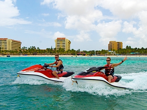 Aruba other water activities available Cost