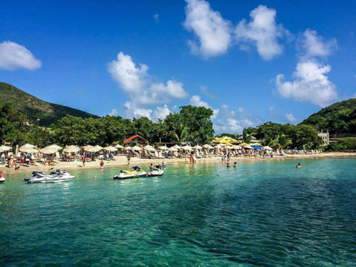St. Kitts beach resort Excursion Booking