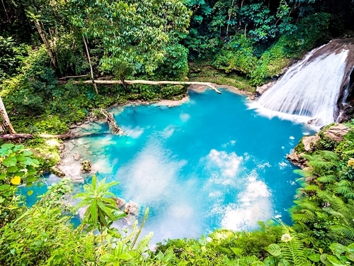 Falmouth Jamaica dunns falls Excursion Reservations