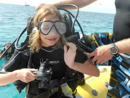 Aruba certified divers Booking