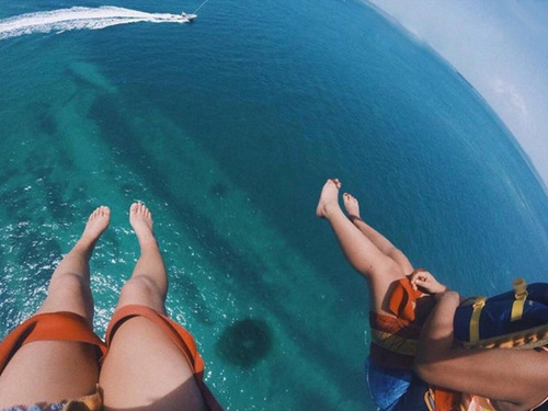 Key West parasail Excursion Reservations