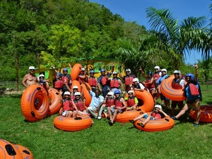 Falmouth Bengal Falls and River Tubing Excursion