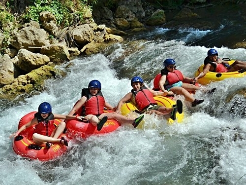 Falmouth river rafting Shore Excursion Tickets