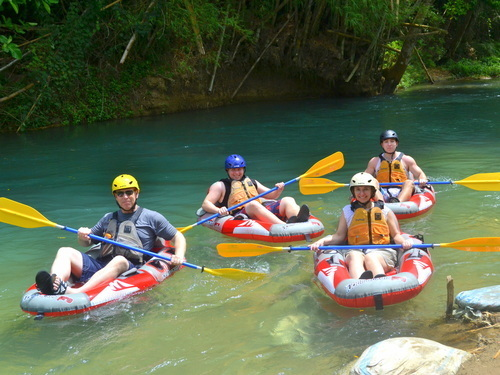 Falmouth Jamaica River tubing Excursion Reservations