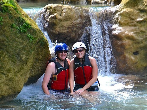 Falmouth Jamaica rain forest Tubing Trip Cost