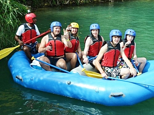 Falmouth Jamaica blue hole Cruise Excursion Reviews
