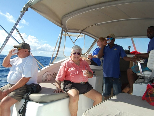 St. Lucia deep sea fishing Trip Cost