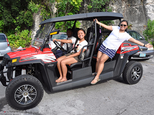 Nassau Buggy Excursion Prices