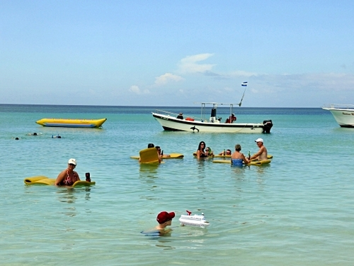 Roatan West Bay Beach Shore Excursion Booking