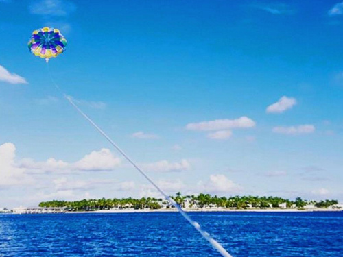 Key West Florida / USA parasail Tour Cost