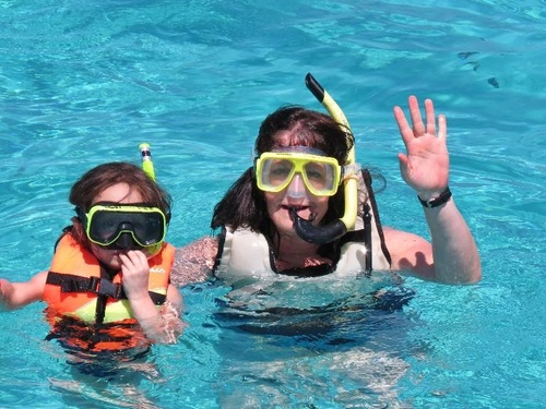 Grand Cayman coral barrier reef snorkel Reviews